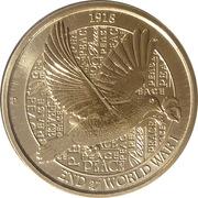 1 Dollar - Elizabeth II (4th Portrait - Peace Dove) – reverse