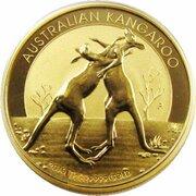 50 Dollars - Elizabeth II (4th Portrait - Kangaroo - Gold Bullion Coin) -  reverse