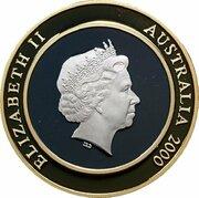 10 Dollars - Elizabeth II (4th Portrait - Millennium - The Present) -  obverse