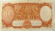 10 Shillings -  reverse