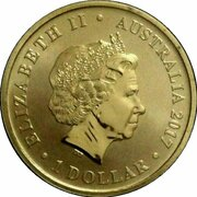 1 Dollar - Elizabeth II (4th Portrait - Women in War) -  obverse