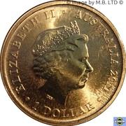 1 Dollar - Elizabeth II (4th Portrait - Bush Babies - Bilby) – obverse