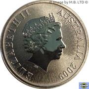 1 Dollar - Elizabeth II (4th Portrait - Tasmania) – obverse