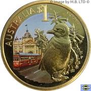 1 Dollar - Elizabeth II (4th Portrait - Victoria) – reverse