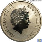 1 Dollar - Elizabeth II (4th Portrait - Fraser Island) – obverse