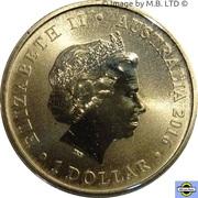 1 Dollar - Elizabeth II (4th Portrait - RSL Centenary) -  obverse