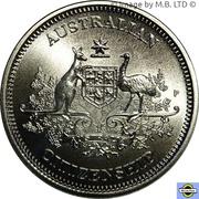 1 Dollar - Elizabeth II (6th Portrait - Citizenship) -  reverse