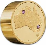 1000 Dollars - Elizabeth II (4th Portrait - Discovery - Gold Bullion Coin) -  obverse
