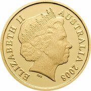 10 Dollars - Elizabeth II (4th Portrait - Centenary of Rugby League - Gold Proof) -  obverse