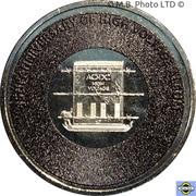 20 Cents - Elizabeth II (6th Portrait - AC/DC - High Voltage) -  reverse