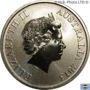 1 Dollar - Elizabeth II (4th Portrait - Young Collectors - Horse Riding) -  obverse