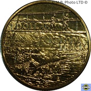 1 Dollar - Elizabeth II (4th Portrait - Kokoda Track) -  reverse