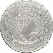 10 Dollars - Elizabeth II (6th Portrait - Kookaburra - Mother & Baby) – obverse
