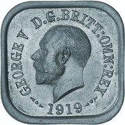 1 Penny - George V (Kookaburra Pattern - Type 5a) – obverse