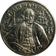 Australia 200 Years Medal Collection (Captain James Cook) -  obverse