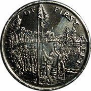 Australia 200 Years Medal Collection (Landing of the First Fleet) -  obverse