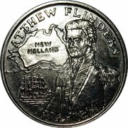 Australia 200 Years Medal Collection (Matthew Flinders) -  obverse