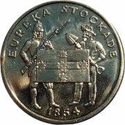 Australia 200 Years Medal Collection (The Eureka Stockade) -  obverse