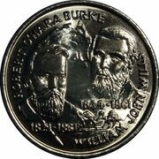 Australia 200 Years Medal Collection (Burke & Wills) -  obverse