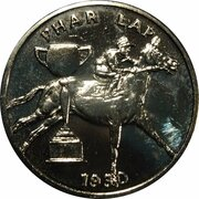 Australia 200 Years Medal Collection (Phar Lap) -  obverse