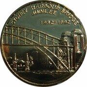 Token - Sydney Harbour Bridge 60 Years – obverse