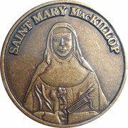 Medal - Saint Mary MacKillop (The Saint) – obverse