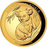200 Dollars - Elizabeth II (6th Portrait - Koala - Gold Bullion Coin) – reverse
