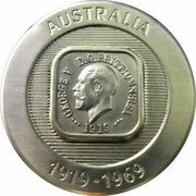 Medal - Anniversary of Nickel Coinage – obverse