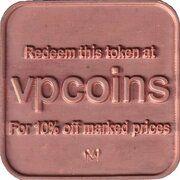 Token - VPCoins - 10% Promotion – reverse