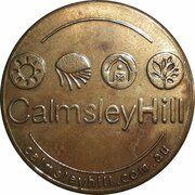 Medal - Souvenir Tourist Coin (Calmsley Hill City Farm NSW) – obverse