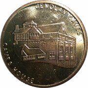 Medal - Souvenir Tourist Coin (Jenolan Caves NSW) – obverse