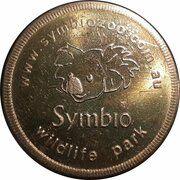 Medal - Australia Tourist Coin (Symbio Wildlife Park NSW) – obverse