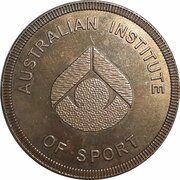 Medal - Australia Tourist Coin (Australian Institute of Sport ACT) – obverse