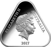 5 Dollars - Elizabeth II (4th Portrait - Front Line Angels - Silver Proof) – obverse