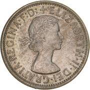 1 Florin - Elizabeth II (Royal Visit) – obverse