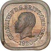 1 Penny - George V (Kookaburra Pattern - Type 7) – obverse