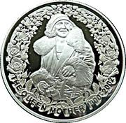 5 Dollars - Elizabeth II (The Queen Mother) -  reverse