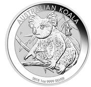 1 Dollar - Elizabeth II (Koala) – reverse