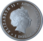 1 Dollar - Elizabeth II (Lord Howe Island group) -  obverse