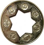 1 Dollar - Elizabeth II (Centenary of Federation) -  reverse