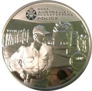 2 Dollars - Elizabeth II (Australian Peacekeepers - Police) -  reverse
