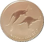 2 Dollars - Elizabeth II (Gold Bullion Coinage - Kangaroo) -  reverse