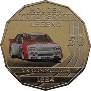 50 Cents - Elizabeth II (Holden High Octane - 1984 VK Commodore) -  reverse