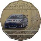 50 Cents - Elizabeth II (Holden High Octane - 1996 VR Commodore) – reverse
