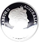 5 Dollars - Elizabeth II (Southern Cross) -  obverse