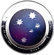 5 Dollars - Elizabeth II (Southern Cross) -  reverse