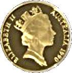 200 Dollars - Elizabeth II (Pride of Australia - Platypus) -  obverse