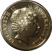 2 Dollars - Elizabeth II (4th Portrait - Remembrance-Armistice) -  obverse