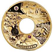 9000 Dollars (Discovery) - Elizabeth II -  reverse
