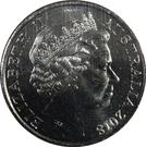 20 Cents - Elizabeth II (Anzac Spirit - Confident) – obverse